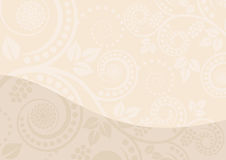 Beige background Stock Photography