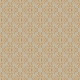 Beige background,gold geometric pattern. Beige background,gold geometric ethnic pattern Royalty Free Stock Photo