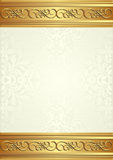 Beige background Royalty Free Stock Photos