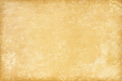 Beige background. Grungy old paper Stock Image