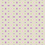 Beige background with seamless pattern. Ideal for printing Royalty Free Stock Photography