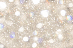 Beige background with sparkles, bokeh. Beige background with sparkles, bokeh Stock Photo