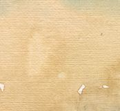Beige background watercolor Royalty Free Stock Photos