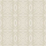 Beige backgrounds with seamless patterns. Ideal for printing. Onto fabric and paper or scrap booking. Vector illustration Stock Illustration