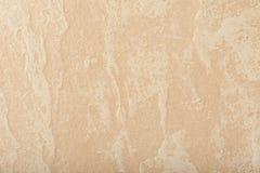 Beige bakgrund för keramisk tegelplatta Royaltyfria Bilder