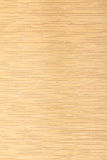 Beige bamboo mat striped background texture Royalty Free Stock Photography