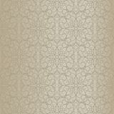 Beige baroque pattern Stock Images