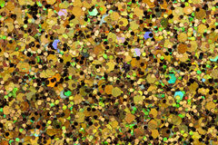 Beige, Black, Green, Pink Glitter Royalty Free Stock Photography