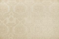 Beige botanical wallpaper background Royalty Free Stock Photography