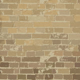 Beige brick wall texture Stock Photo