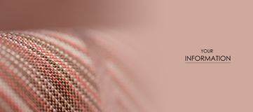 Beige brown red fabric texture material fashion carpet pattern stock photo