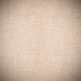 Beige canvas background Royalty Free Stock Photo