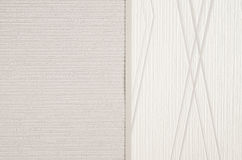 Beige canvas texture paper background. See my other works in portfolio Royalty Free Stock Photos