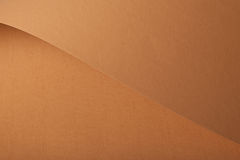Beige cardboard. Beige designer paper having the texture Royalty Free Stock Images