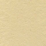 Beige cardboard rice art paper texture, bright rough old recycled textured blank empty grunge copy space background, large aged Royalty Free Stock Images
