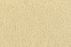 Beige cardboard rice art paper texture, horizontal bright rough old recycled textured blank empty grunge copy space background Royalty Free Stock Images