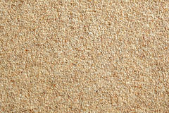 Beige carpet background Stock Image