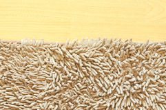 A beige carpet Royalty Free Stock Photography
