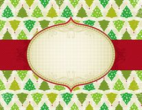 Beige christmas background,  Royalty Free Stock Photos