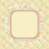 Beige christmas background Stock Photo