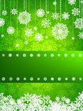 Beige christmas background with christmas. EPS 8 Stock Photo