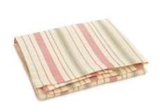 Beige cloth Royalty Free Stock Photos