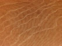 Beige cloth texture Stock Images
