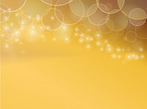 Beige color abstract backgrounds planet and star Royalty Free Stock Photography
