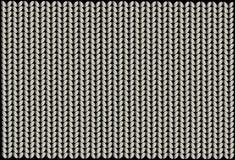 Knitting, vector Royalty Free Stock Image