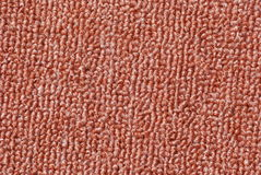 Beige-colored felt carpet Stock Photo