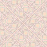 Beige colored seamless background. Seamless pattern. For wallpapers, textile and fabrics Royalty Free Stock Photos