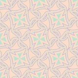 Beige colored seamless background. Seamless pattern. For wallpapers, textile and fabrics Stock Photo