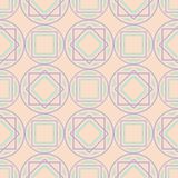 Beige colored seamless background. Seamless pattern. For wallpapers, textile and fabrics Royalty Free Stock Images