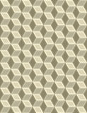 Beige Colors Geometry Pattern. Korean traditional Pattern Design Royalty Free Stock Image