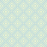 Beige Colors Geometry Pattern. Korean traditional Pattern Design Royalty Free Stock Photos