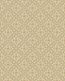 Beige Colors Plant Pattern design. Original Pattern and Symbol S Stock Photography
