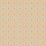 Beige Colors Round grid Pattern. Korean traditional Pattern Desi Stock Photos