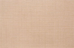 Beige coloured embossed surface. Closeup Royalty Free Stock Images