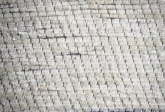 Beige corduroy texture Royalty Free Stock Photo