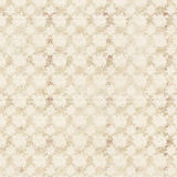 Beige and cream antique roses floral repeat background Stock Photography