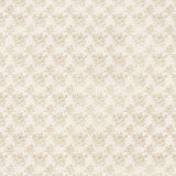 Beige and cream antique roses floral repeat background Royalty Free Stock Photography