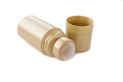 Beige  Deodorant Stock Photography