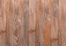 Beige di legno del fondo naturale verticale del modello delle assi del pavimento Immagine Stock