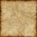 Beige dirty paper texture. Or background Stock Images