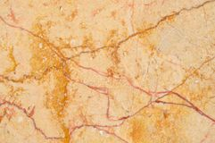 Beige en gouden marmeren textuur stock foto