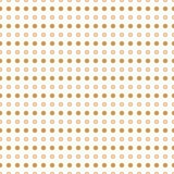 Beige et points de polka d'or photos stock