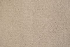 Beige exterior wall decoration. royalty free stock image