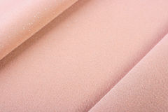 Beige fabric Royalty Free Stock Photography