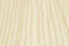 Beige Fabric Royalty Free Stock Images