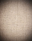 Beige fabric as vintage texture or background royalty free illustration